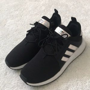 Adidas sneakers size 7.5 worn twice